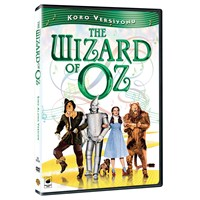 The Wızard Of Oz (Oz Büyücüsü) ( DVD )