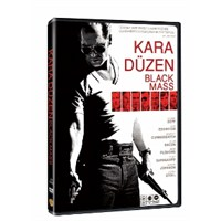 Black Mass (Kara Düzen) (DVD)