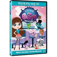 Littlest Pet Shop Sezon 1 Seri 2 (Minişler Sezon 1 Seri 2) (DVD)