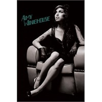 Pyramid International Maxi Poster - Amy Winehouse Chair