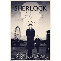 Pyramid International Maxi Poster - Sherlock London