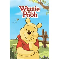 Pyramid International Maxi Poster - Winnie The Pooh Pooh