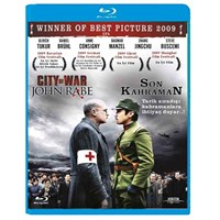 City of War - John Rabe (Son Kahraman) (Blu-Ray Disc)