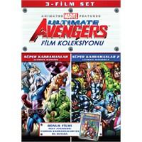 Ultımate Avengers Film Koleksiyonu (Süper Kahramanlar Set) (DVD)