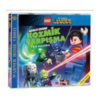 Lego Dc: Kozmik Çarpışma (VCD)