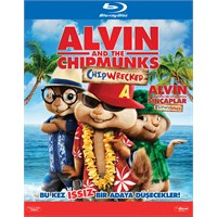 Alvin and The Chipmunks:Chipwrecked (Alvin ve Sincaplar: Eğlence Adası) (Blu-Ray Disc)
