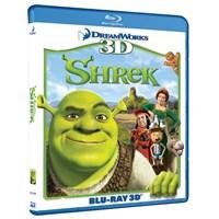 Shrek (3D Blu-Ray Disc)