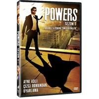 Powers Sezon 1 (DVD)