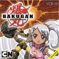 Bakugan Vol 11