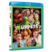 The Muppets - Muppets (Blu-Ray Disc)