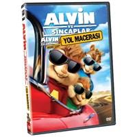 Alvin And The Chipmunks: Road Chip (Alvin Ve Sincaplar: Yol Macerası) (DVD)