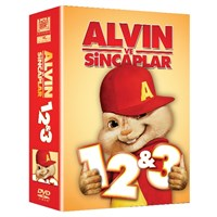 Alvin Box Set 3'Lü (DVD)