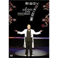 """Haluk Bilginer - """"7"""" (Şekspir Müzikali) (DVD)"""