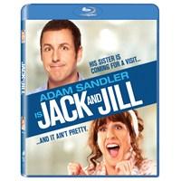Jack & Jill (Jack ve Jill) (Blu-Ray)
