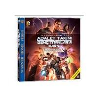 Justice League: Teen Vs Titans (Adalet Takımı Genç Titanlara Karşı) (VCD)