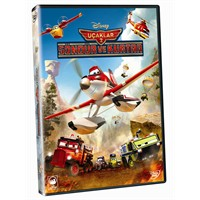 Planes 2: Fire And Resque (Uçaklar 2: Söndür Ve Kurtar) (DVD)