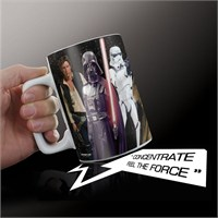 Star Wars Mug With Sound