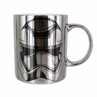 Episode Vii Captain Phasma Chrome Plated Mug