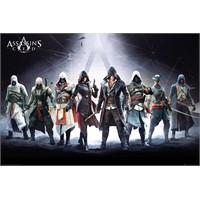 Assassins Creed Characters