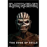 İron Madien The Book Of Souls