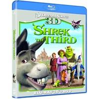 Shrek The Third (3D Blu-Ray Disc)