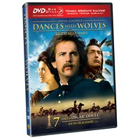 Kurtlarla Dans (Dances With Wolves) (Bas Oynat DVD)