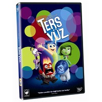 Inside Out (Ters Yüz) (DVD)