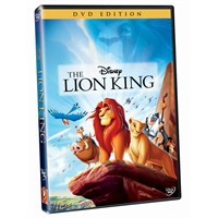 Lion King (Re-Packaging) (Aslan Kral (Yenilenmiş Kapak)) (DVD)