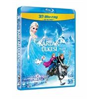 Frozen (Karlar Ülkesi) (3D Blu-Ray Disc + 2D Blu-Ray Disc)