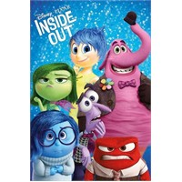 Pyramid International Maxi Poster Inside Out Characters