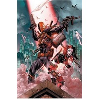 Pyramid International Maxi Poster Dc Comics Deathstroke & Harley Quinn