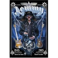 Pyramid International Maxi Poster Lemmy Commemorative