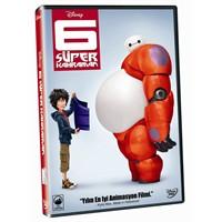 Big Hero 6 (6 Süper Kahraman) (DVD)