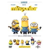 Minions (Minyonlar) (Vcd)
