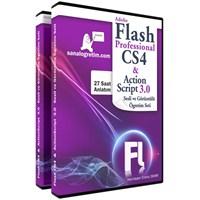 Adobe Flash Cs4 & Action Script 3.0 Seti (2 DVD - 27 Saat Anlatım)