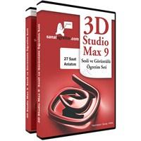 3D Studio Max Tasarım Seti (2 DVD - 27 Saat Anlatım)