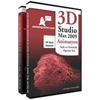 3D Studio Max 2009 Animasyon Seti (2 DVD - 24 Saat Anlatım)