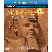 Mummies Secrets Of The Pharaohs 3D (Mumya: Firavunların Sırları 3 Boyutlu) (Blu-Ray Disc)