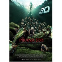 Piranha 3DD (Pirana 3DD) (DVD)