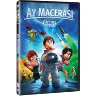 Capture The Flag (Ay Macerası) (DVD)