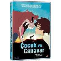 Boy And The Beast (Çocuk Ve Canavar) (DVD)