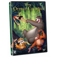 The Jungle Book (Orman Çocuğu) (DVD)