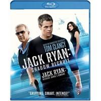 Jack Ryan: Shadow Recruit (Jack Ryan: Gölge Ajan) (Blu-Ray Disc)
