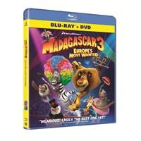 Madagaskar 3 (DVD + Blu-Ray Combo Set)