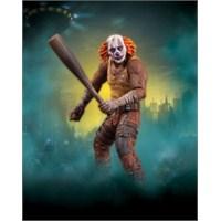Batman Arkham City S3 Clown Thug Bat Action Figure