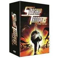 Starship Troopers Trilogy (Starship Troopers Üçleme Box Set) (3 Disc)