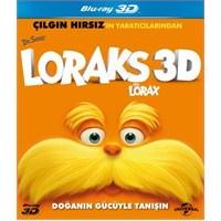 Dr. Seuss' The Lorax (3D Blu-Ray Disc)
