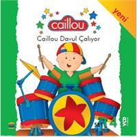 Caillou Davul Çalıyor (VCD)