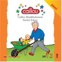 Caillou Büyükbabasına Yardım Ediyor (VCD)