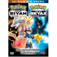 Pokemon the Movie: White - Victini and Zekrom (Pokemon Siyah&Beyaz) (DVD)